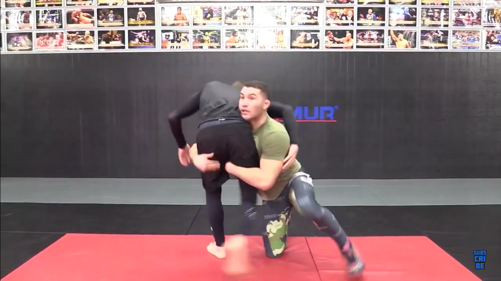 Tactical Transitions With Kyle Cerminara