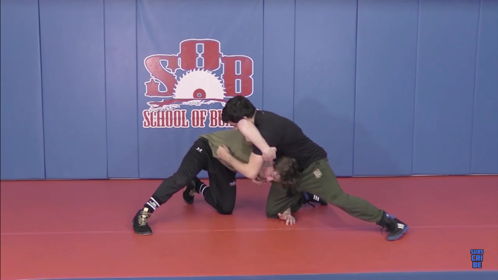 Precision Single Leg Attacks With Joey McKenna