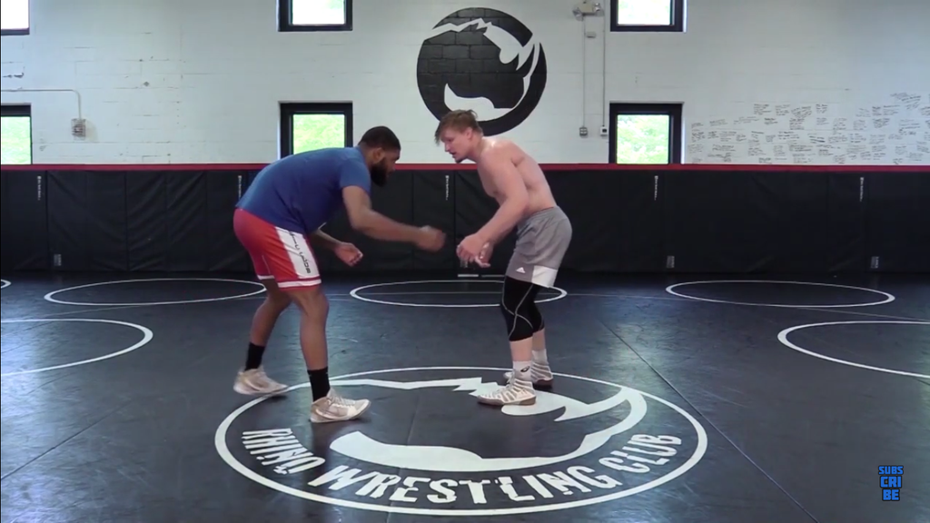 CJ Brucki and Using High Level Takedowns
