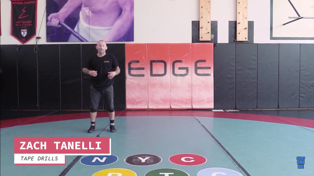 Develop Skills With Line Drills and Zach Tanelli
