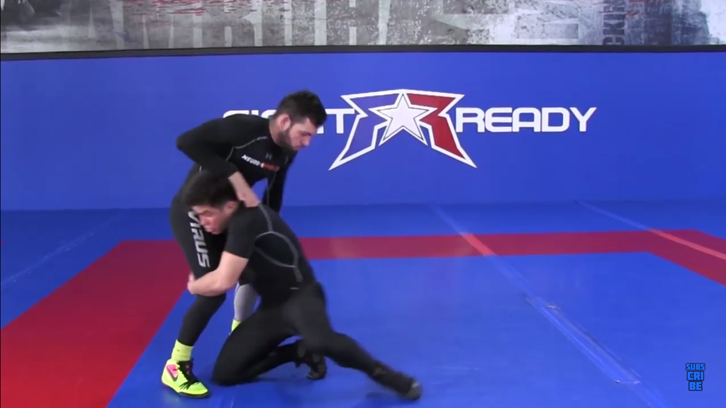 Double Leg Finishing Tips With Henry Cejudo