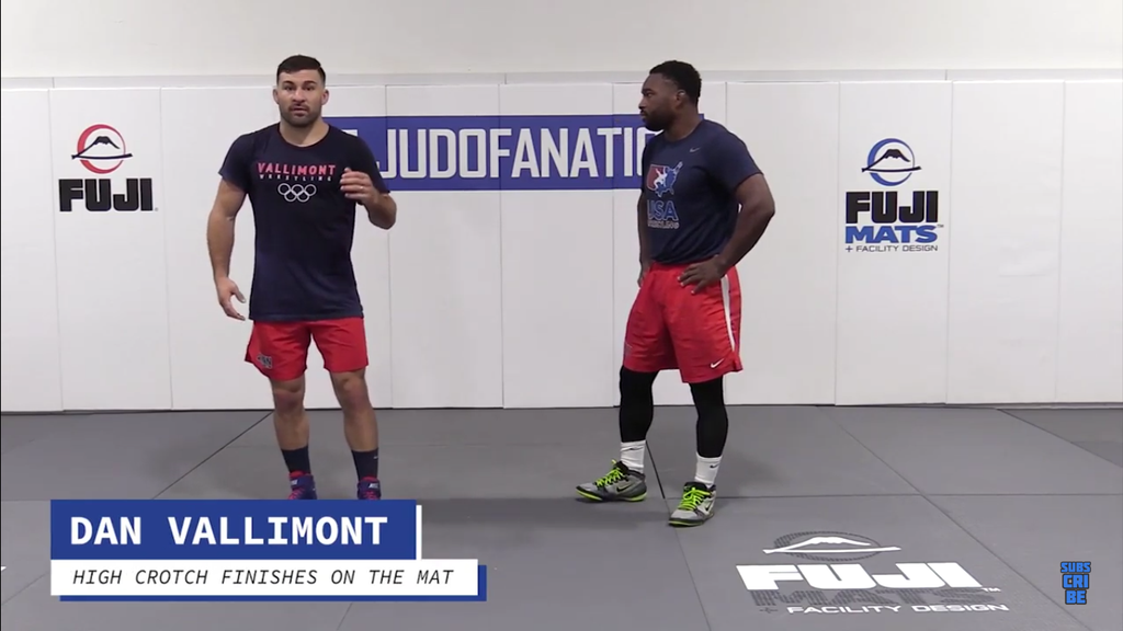 Finish A Challenging High Crotch with Dan Vallimont
