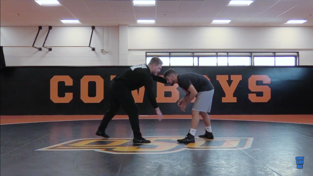 Wrist Control Attacks With Chris Perry