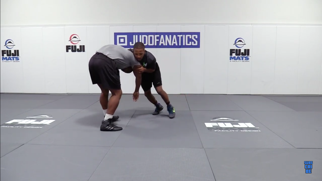 Go From Headlock To High C With Brandon Wright