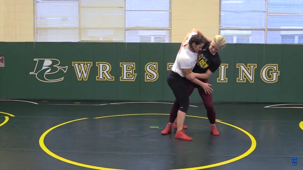 Work To Earn The Underhook With Adeline Gray