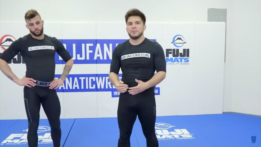 Sharpen Your Takedowns With This Inside Trip With Henry Cejudo