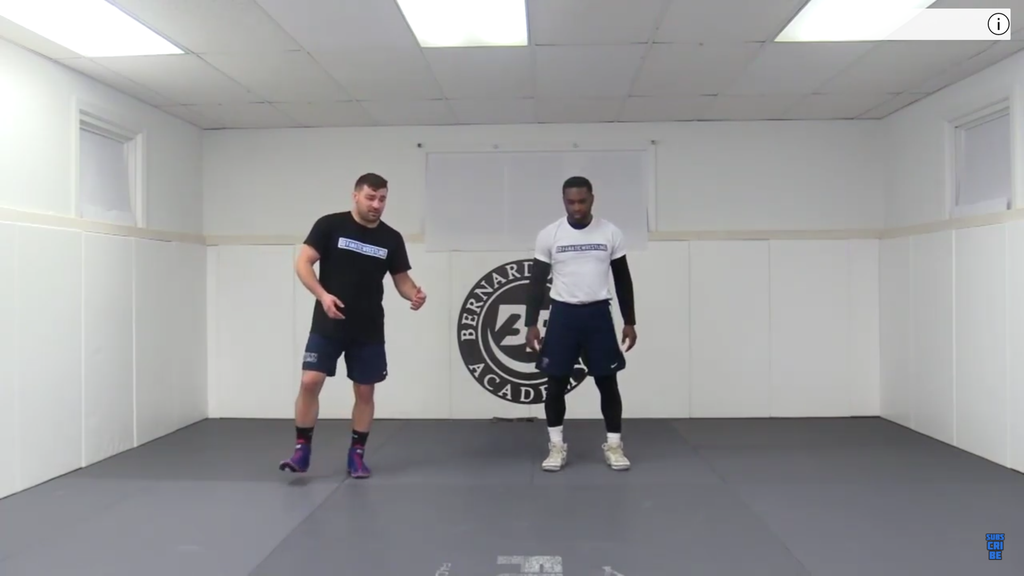 Burpees For Wrestling With Dan Vallimont