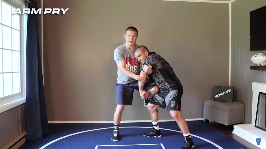 Defending Against The Single Leg With Jason Nolf