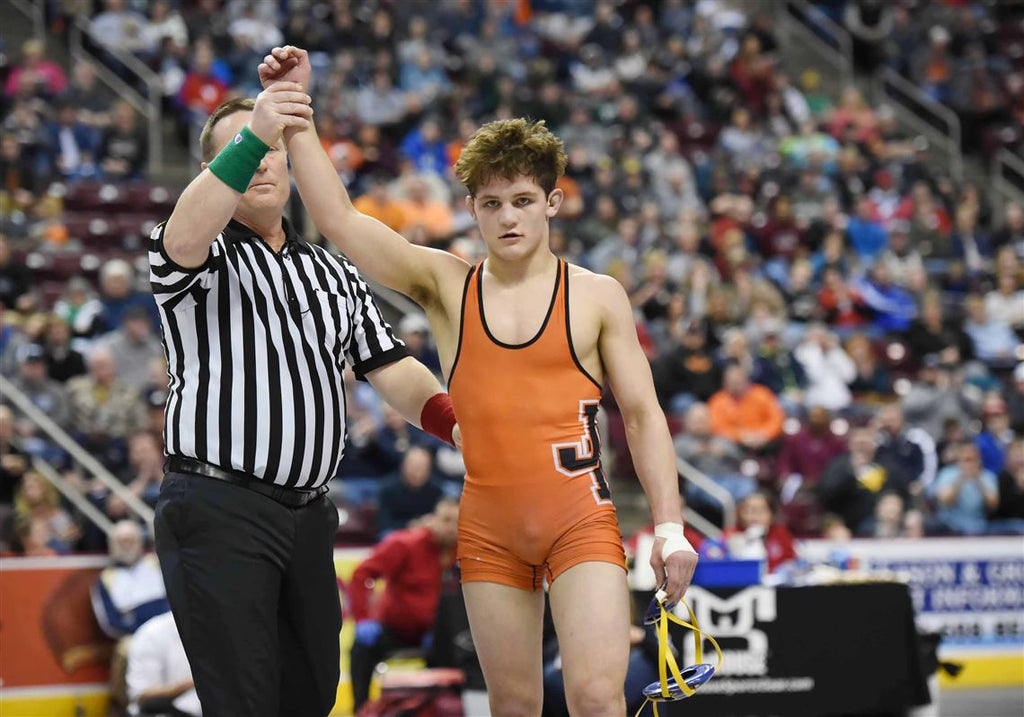 4-Time PA State Champ Gavin Teasdale to Wrestle for University of Iowa