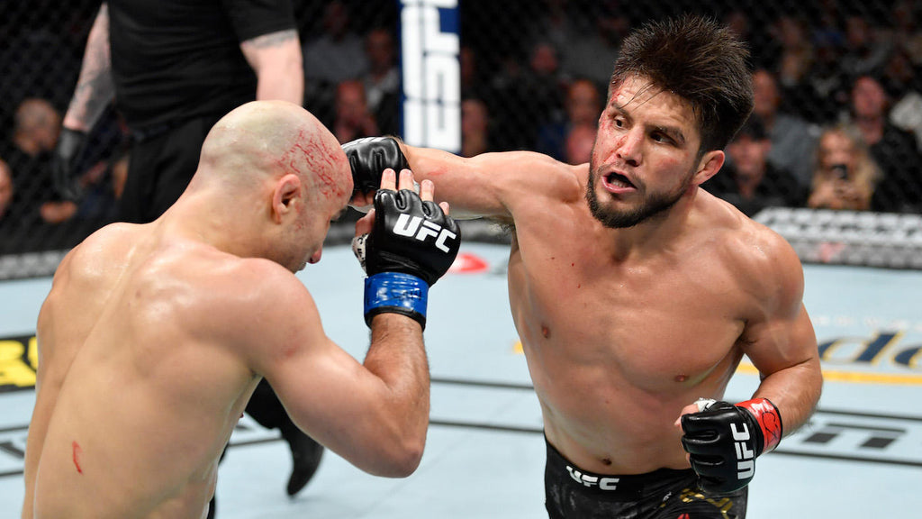 From Gold Medalist to Champ Champ: Henry Cejudo Wins Big at UFC 238