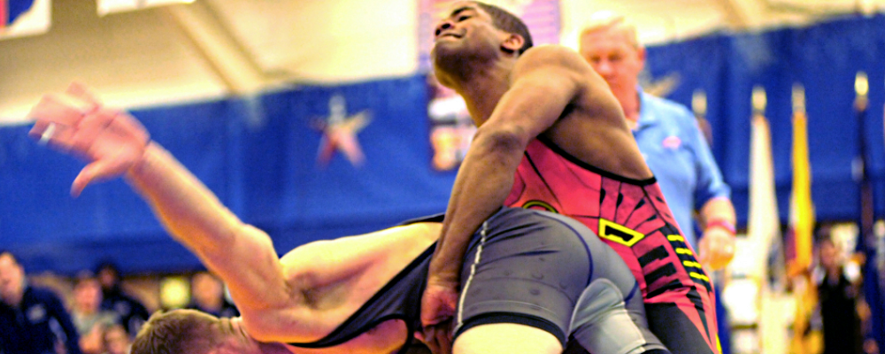 Three US Marines Among Greco Roman World Team Trials Champions