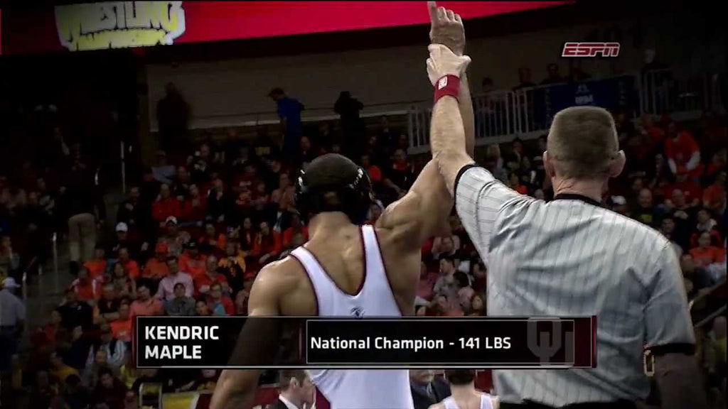 NCAA Champion Kendric Maple Joins Missouri Coaching Staff