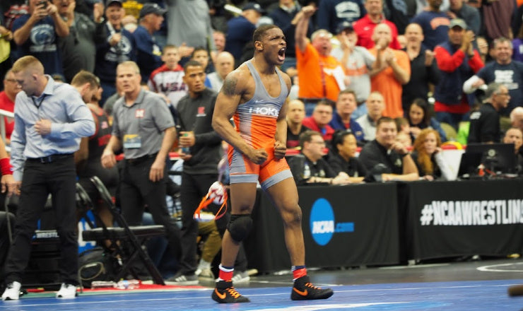 2019 NCAA Quarterfinal Results