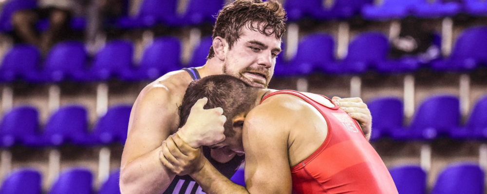 Pat Smith Beats Kamal Bey, Half The Greco World Team Set At Final X