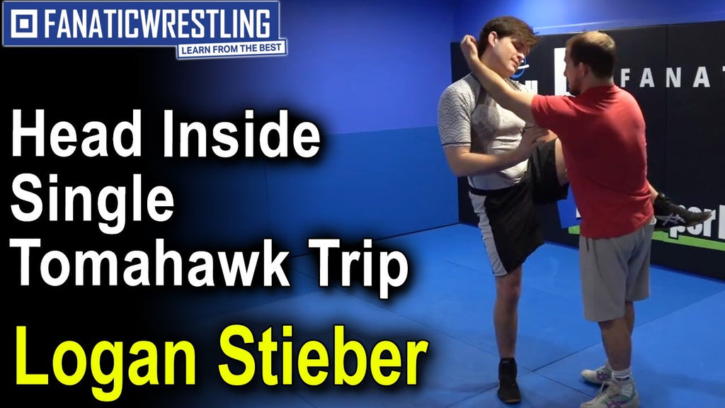 Tomahawk Trip from Logan Stieber