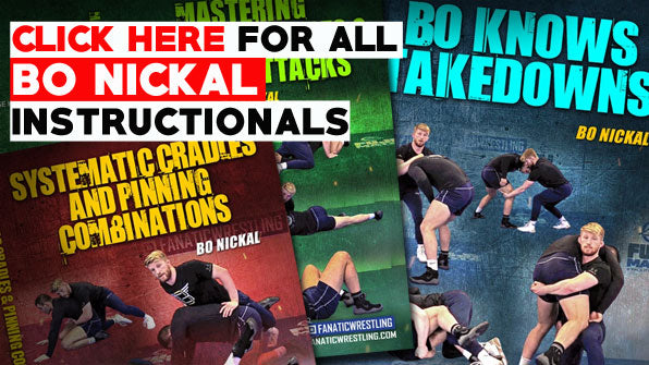Bo Nickal Instructionals