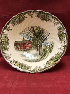 Johnson Bros. England. Friendly Village, Vegetable Bowl
