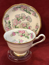 Load image into Gallery viewer, Royal Albert, England. Cup and Saucer. May Blossom