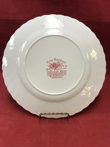 Johnson Bros. Rose Bouquet, Vintage, Dinner Plates. 9-3/4""