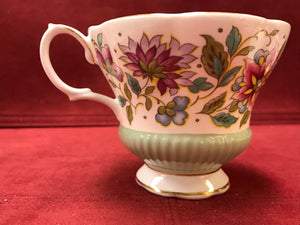 Royal Albert,  Jacobean