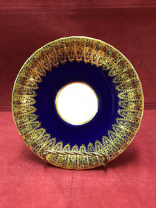 Aynsley, Cobalt and Gold, 2469