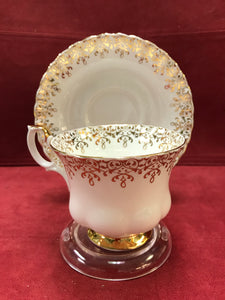 Royal Albert,  Wedding Anniversary, Golden