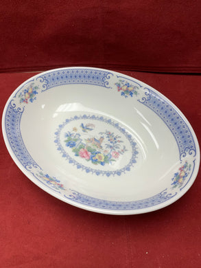 Royal Albert, New Romance- Songbird,  Oval Vegetable Bowl