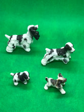 Load image into Gallery viewer, Japan. Spaniels. Set of 4