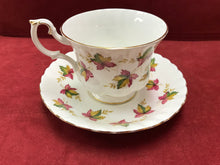 Load image into Gallery viewer, Royal Albert. England. Cup and Saucer. From Sea to Sea, Canada