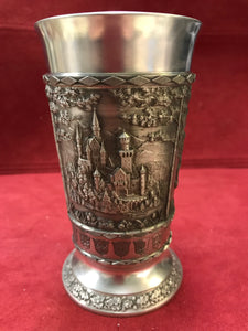 Barware, Germany, Artina,  Pewter Cup