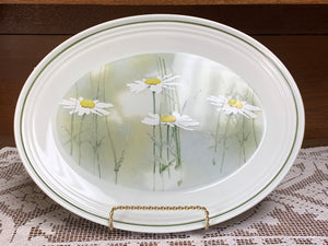 Royal Doulton, England.  Lambethware, Daisyfield, Serving Platter