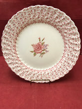Load image into Gallery viewer, Johnson Bros. Rose Bouquet, Vintage, Dinner Plates. 9-3/4""