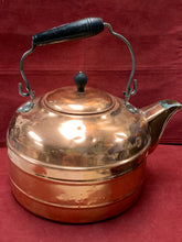 Load image into Gallery viewer, Unmarked, Large Capacity- Copper Tea Kettle