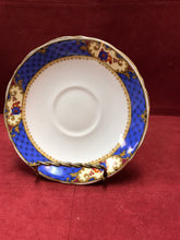 Load image into Gallery viewer, Court China, Cobalt with floral, 7818