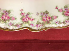"Load image into Gallery viewer, Limoges, Bridal Wreath, Serving Platter 16-1/2"" x 11"""