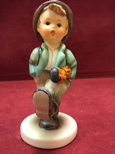 "Load image into Gallery viewer, Hummel. Figurine . Vintage.  Globe Trotter #79,     5""High"