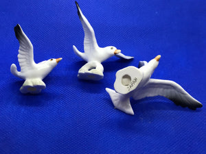 Japan, Set of 3 Seagulls