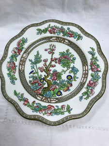 "Indian Tree, Multi Coloured - 8-3/4"".   Plate, Antique"