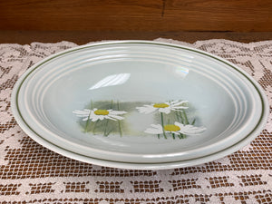Royal Doulton, England. Lambethware, Daisyfield, Oval Vegetable Dish