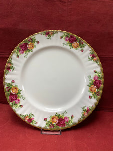 Royal Albert- Dinnerware, Old Country Roses- Luncheon/Salad Plate