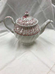Johnson Bros. Rose Bouquet, Vintage, Teapot