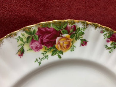 Royal Albert- Dinnerware, Old Country Roses-Bread and Butter Plates