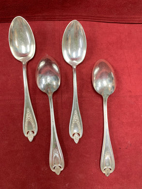 Serving Spoon. 1847 Rogers Bros. XS Triple, Old Colony