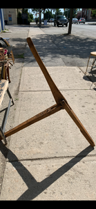 Tools.  Antique-Wooden- Buggy Jack.   IN STORE PICK UP ONLY