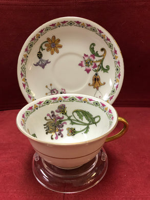 Limoges,  Elite Works,  Floral