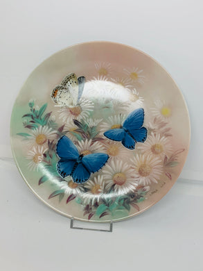 Collector Plate- Lena Liu- On Gossamer Wings-  # 6.  Butterflies