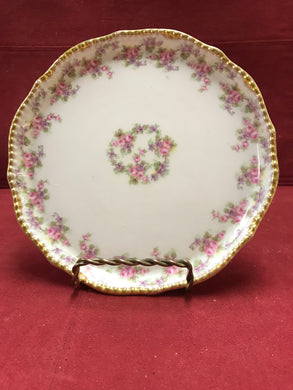 Limoges, Bridal Wreath, Cake Plate