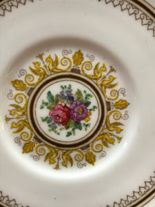 Wedgwood, Columbia, Luncheon/Salad Plate