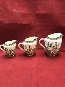 "Coalport, Indian Tree, Multicoloured, 3-1/2"" Creamer, Antique"