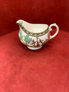 "Coalport, Indian Tree, Multicoloured,  2-1/2"" Creamer, Antique"